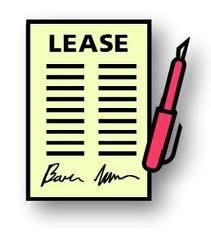 what terms should you include in your lease agreement tenant file